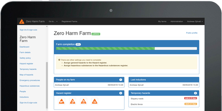 Zero Harm Farm just got even better!