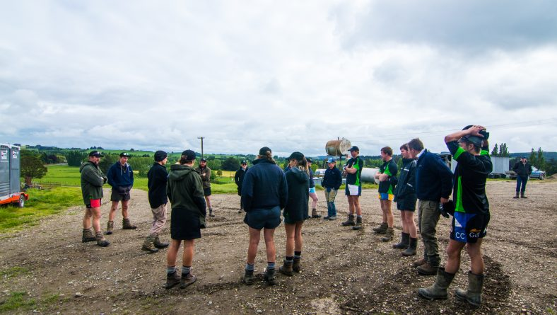 Zero Harm Farm provides Health and Safety Solution to The Young Farmers Skills Day