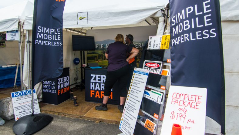 Zero Harm Farm – Manfeild Park, Feilding field day